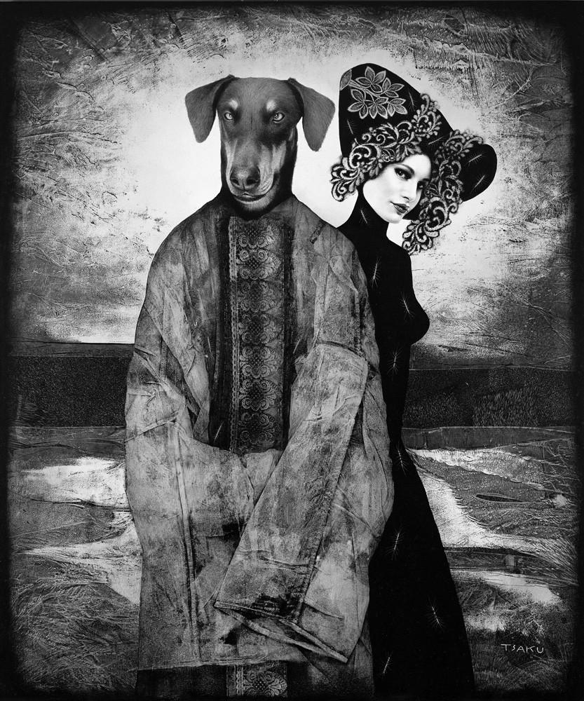 woman and haiya kdusha